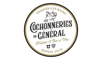 Logo LES COCHONNERIES DU GENERAL