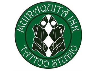 Logo MUIRAQUITA INK TATTOO STUDIO