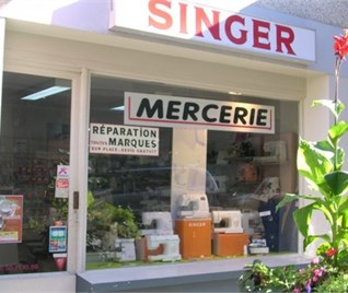 SINGER BOUTIQUE